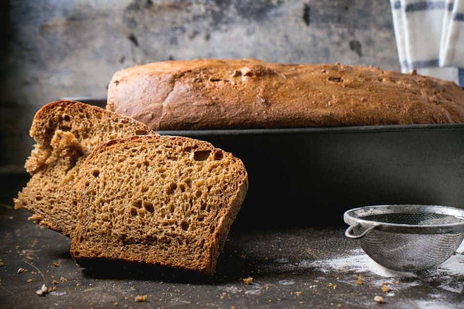 Is rye bread vegan?
