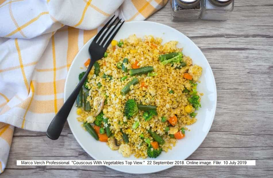 Is Couscous Vegan?