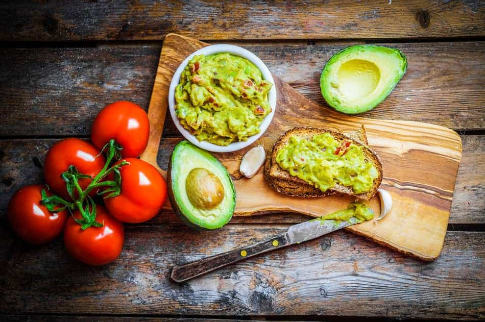 Is guacamole vegan?