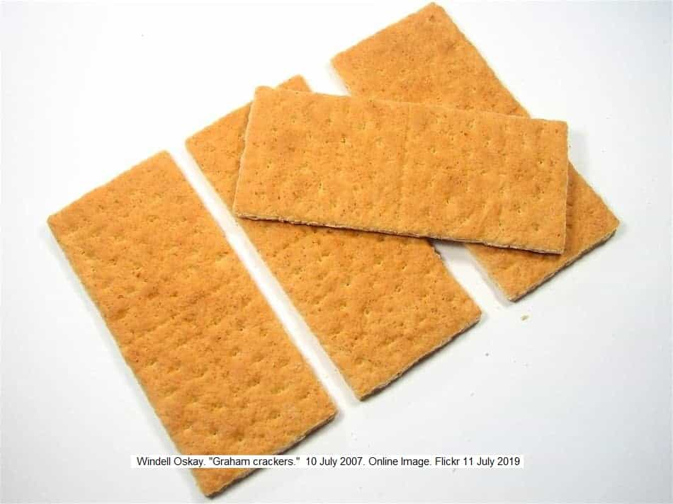 Are graham crackers vegan?