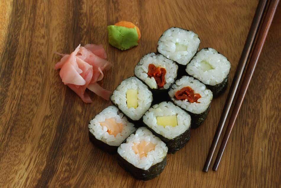 Is Sushi Vegan?