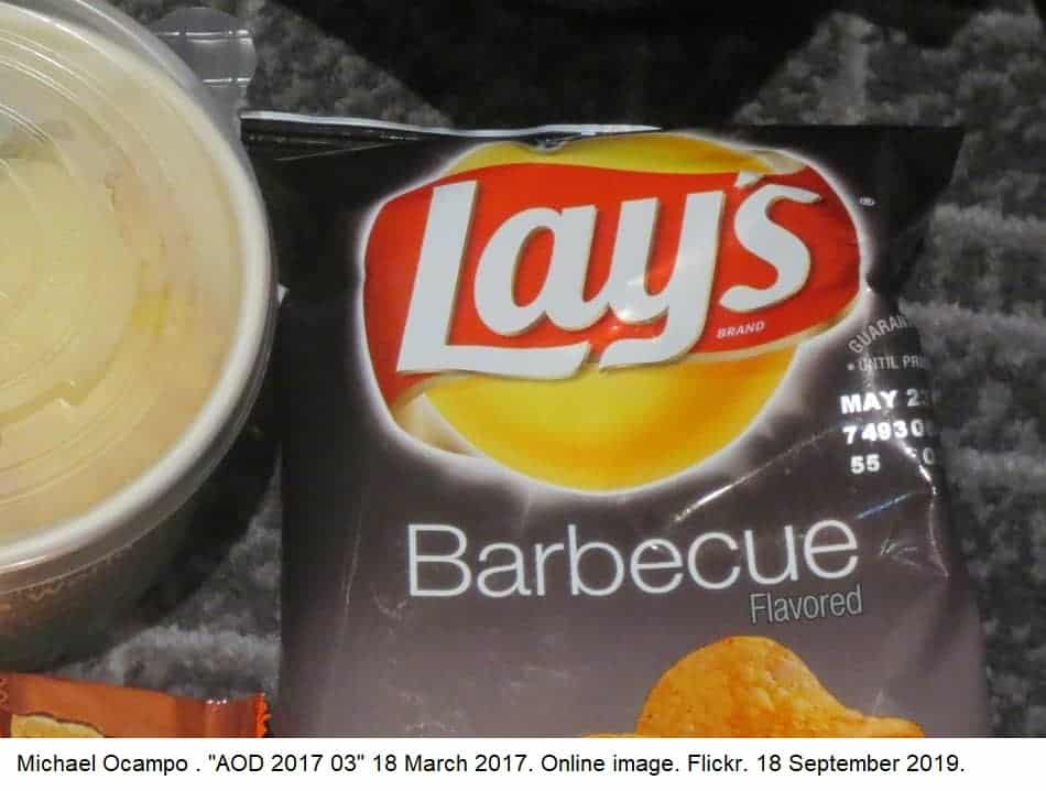 Are Lays BBQ Chips Vegan?