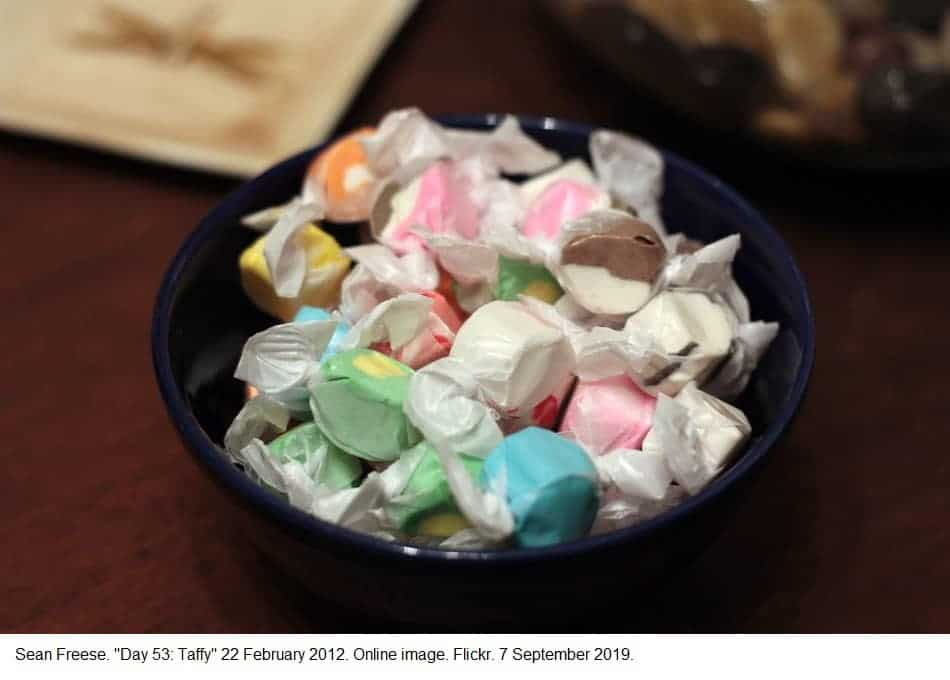Is Taffy Vegan? (Regular Taffy, Salt Water Taffy, Etc
