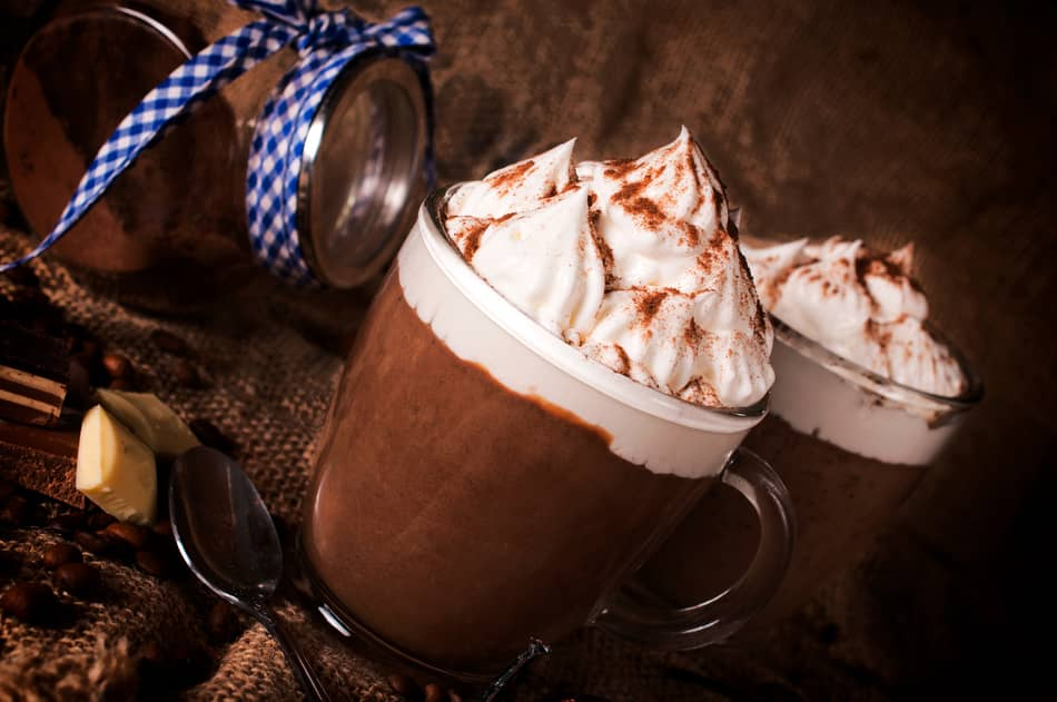 Is hot chocolate vegan? Is hot chocolate vegetarian?