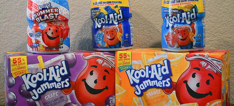 Is Kool Aid Vegan