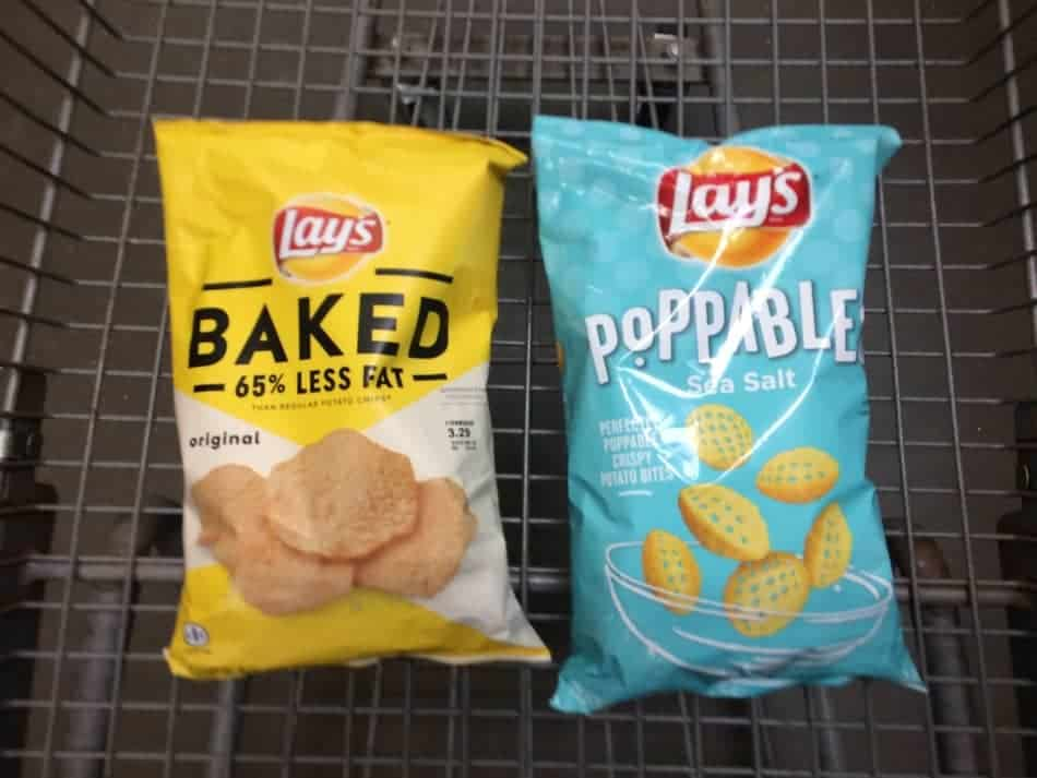 Are Baked Lays or Poppables Vegan?